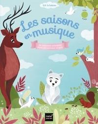 Lili la Baleine - Les saisons en musique - De grandes mélodies pour découvrir le jazz.