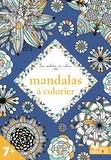 Lili la Baleine et Marion Cocklico - Mandalas à colorier.