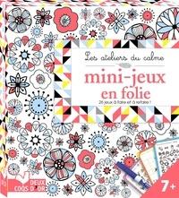 Deedr.fr Mini-jeux en folie - 26 jeux à faire et à refaire! Image