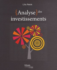 Analyse des investissements - Lilia Rekik |