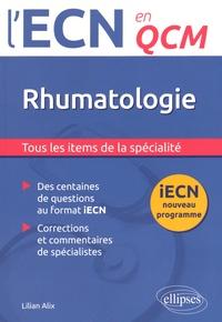 Lilian Alix - Rhumatologie.