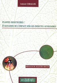 Lilian Ceballos - PGM insecticides : évaluation de l'impact sur les insectes auxiliaires.