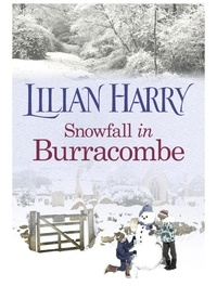 Lilian Harry - Snowfall in Burracombe.