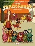 Lilian Thuram et Jean-Christophe Camus - Tous super-héros Tome 1 : .