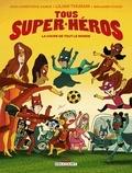 Lilian Thuram et Jean-Christophe Camus - Tous super-héros Tome 2 : La coupe de tout le monde.