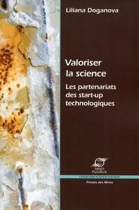 Valoriser la science - Les partenariats des start-up technologiques.pdf
