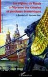 Liliane Bensahel et Pascal Marchand - Les régions de Russie à l'épreuve des théories et pratiques économiques.