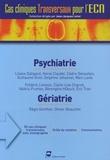 Liliane Daligand et Hervé Claudel - Psychiatrie Gériatrie.