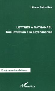 Deedr.fr Lettres à Nathanaël - Une invitation à la psychanalyse Image
