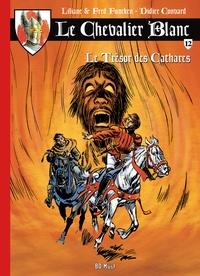 Liliane Funcken et Fred Funcken - Le chevalier blanc Tome 12 : Le Trésor des Cathares.