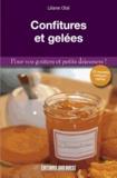 Liliane Otal - Confitures et gelées - Pour vos goûters et petits-déjeuners !.