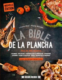 La bible de la plancha - Plus de 200 recettes.pdf