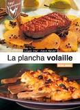 Liliane Otal - La plancha volaille - Poulet, canard, pintade, pigeon....