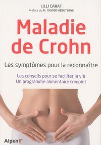 Lilli Carat - Maladie de Crohn - Les symptômes pour la reconnaitre.