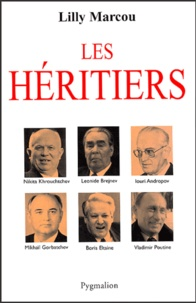 Lilly Marcou - Les héritiers.
