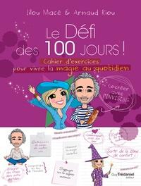 Deedr.fr Le défi des 100 jours! - Cahier d'exercices pour vivre la magie au quotidien Image