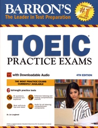 Lin Lougheed - Barron's TOEIC Practice Exams.