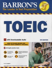Lin Lougheed - Barron's TOEIC Test of English for International Communication.