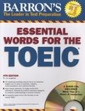 Lin Lougheed - Essential Words for the TOEIC. 2 CD audio