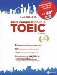 Lin Lougheed et Sylvie Hadman - Méthodes complètes pour le TOEIC + ses tests - Pack en 2 volumes.