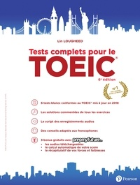 Lin Lougheed - Tests complets pour le TOEIC.