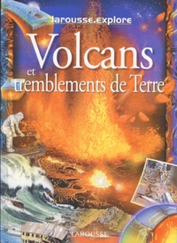 Volcans et tremblements de terre - Lin Sutherland | Showmesound.org