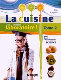 Era-circus.be La cuisine, un véritable laboratoire! - Tome 2 Image