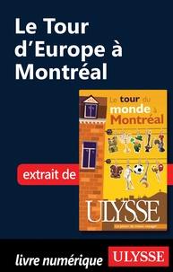 Linda Aïnouche - Le tour du monde à Montréal - Le tour d'Europe à Montréal.