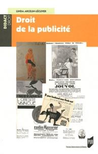 Linda Arcelin-Lécuyer - Droit de la publicité.