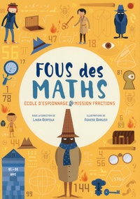 Icar2018.it Fous des maths - Ecole d'espionnage : mission fractions Image