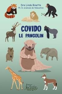 Linda Binette - Covido le pangolin.