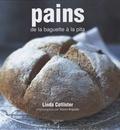 Linda Collister - Pains - De la baguette à la pita.
