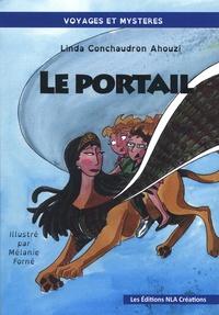 Linda Conchaudron Ahouzi - Le portail.