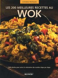 Linda Doeser - Les 200 meilleures recettes au Wok.