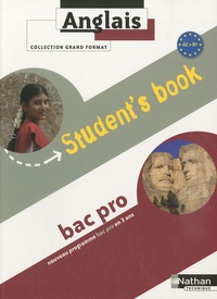 Deedr.fr Anglais Bac pro 3 ans Student's book - A2/B1 Image
