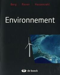 Linda R. Berg et Peter Raven - Environnement.