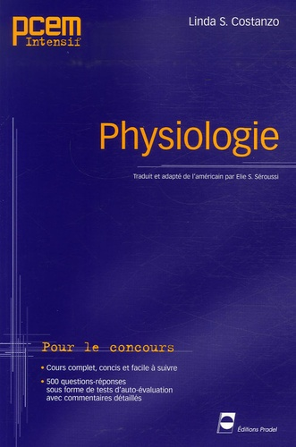 Linda-S Costanzo - Physiologie.