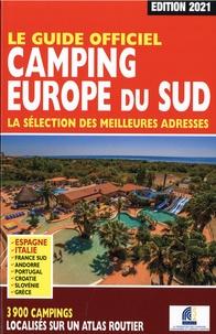 Linda Salem - Le guide officiel camping Europe du sud.