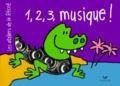 Linda Sonntag et  Collectif - 1, 2, 3, musique !.