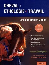 Linda Tellington-Jones - Cheval : éthologie et travail.