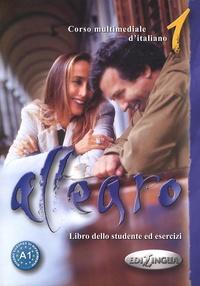 Linda Toffolo - Allegro 1 Libro Dello Studente Ed Esercizi +CD.