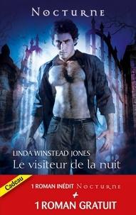 Linda Winstead Jones et Susan Krinard - Le visiteur de la nuit - Le baiser du loup-garou.