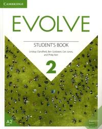 Lindsay Clandfield et Ben Goldstein - Evolve Student's Book - Level 2.