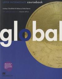 Lindsay Clandfield - Global Upper Intermediate Coursebook.