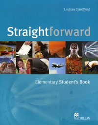 Lindsay Clandfield - Straightforward - Elementary Student's Book.