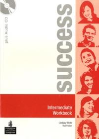 Lindsay White - Success Intermediate Workbook. 1 CD audio