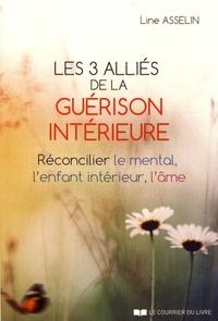 Blackclover.fr Les trois alliés de la guérison intérieure - Réconcilier le mental, l'enfant intérieur, l'âme Image