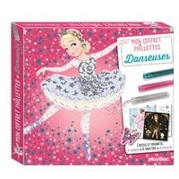 Ebook for dsp by salivahanan téléchargement gratuit Danseuses  - Avec 3 tubes de paillettes, 8 magnets à colorier et 1 stylet malin double embout ePub RTF 9782809668506 (Litterature Francaise)