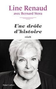 Line Renaud - Une drôle d'histoire.