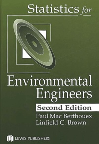 Alixetmika.fr Statistics for Environmental Engineers. 2nd edition Image